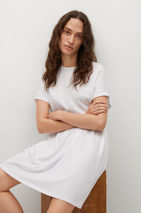 biały Mango - Sukienka GISELE1