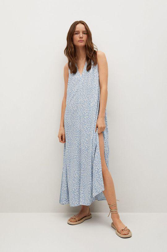 niebieski Mango - Sukienka KIWI Damski