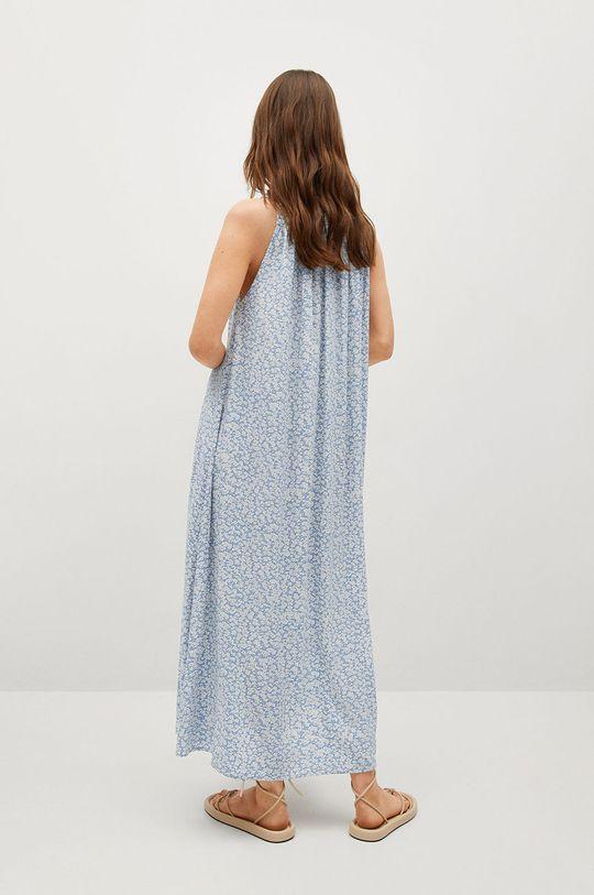 Mango - Sukienka KIWI niebieski