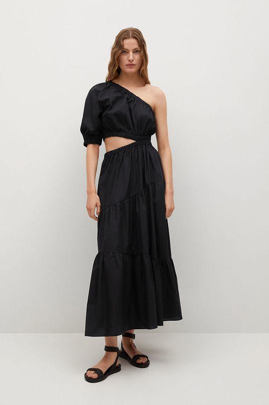 černá Mango - Šaty NIEVES
