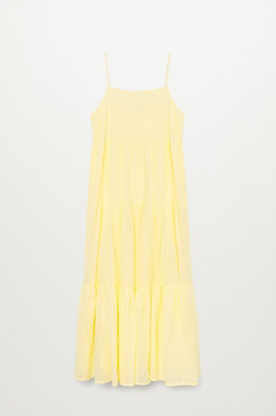 Mango - Sukienka COTTON