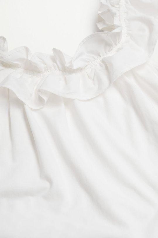 Mango - Bavlnené šaty Margot