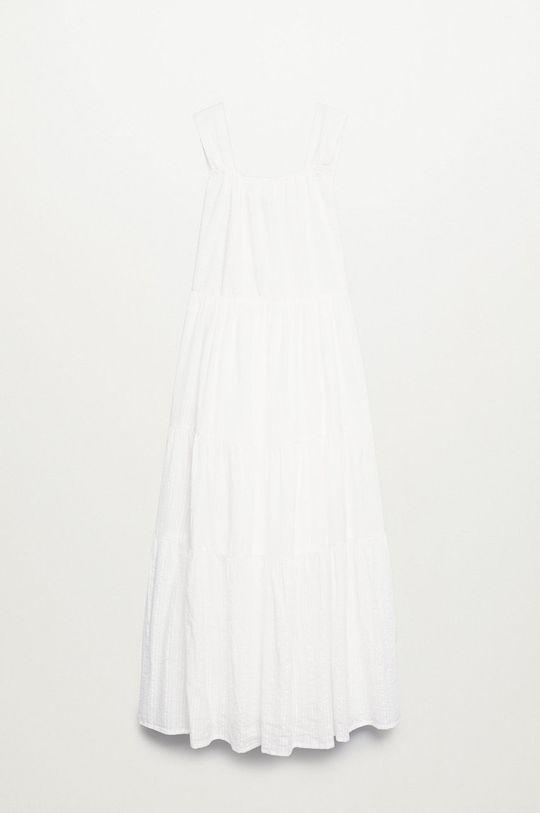 Mango - Bavlněné šaty Coquet