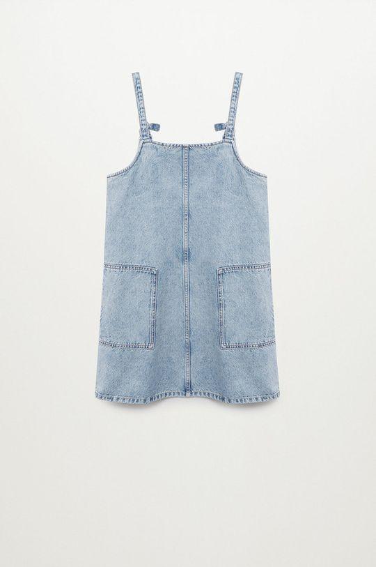 Mango - Sukienka jeansowa LEXIA Damski