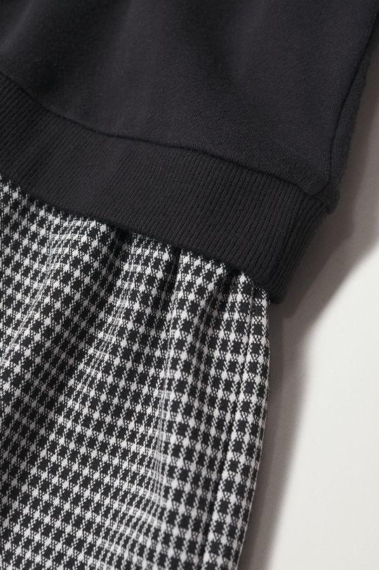Mango Kids - Dievčenské šaty Estela  1. látka: 100% Bavlna 2. látka: 2% Elastan, 73% Polyester, 25% Viskóza