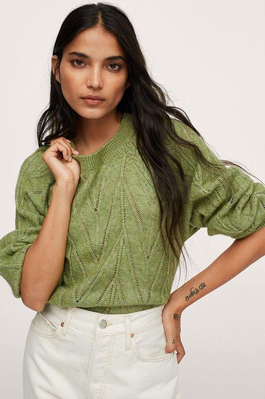 verde Mango - Pulover Espiga De femei