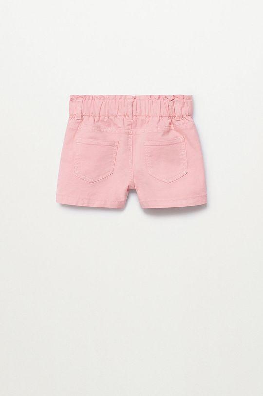 Mango Kids - Szorty dziecięce Kala 86-104 cm Dziewczęcy