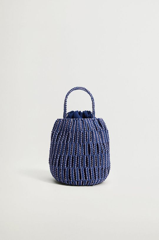 niebieski Mango - Torebka EMBOLO Damski
