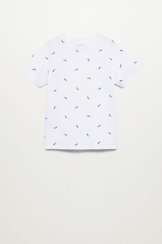 Mango Kids - T-shirt dziecięcy STAMP1