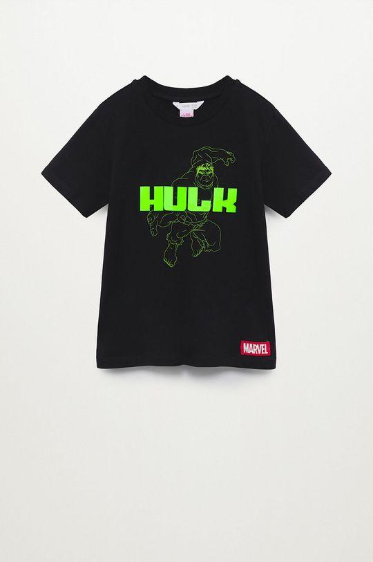 Mango Kids - Detské tričko HULK Chlapčenský