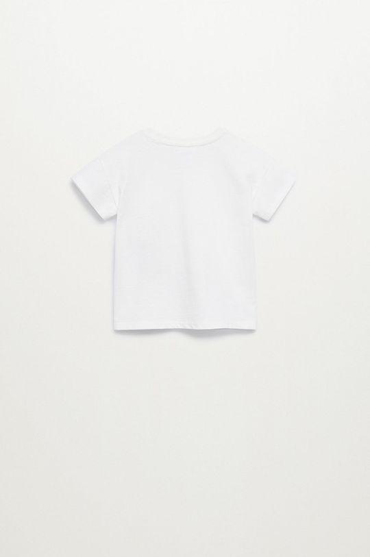 biela Mango Kids - Detské tričko SURFER