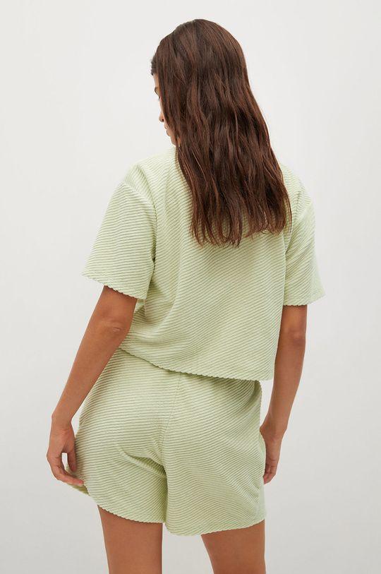 Mango - Tričko BELITO  77% Bavlna, 23% Polyester