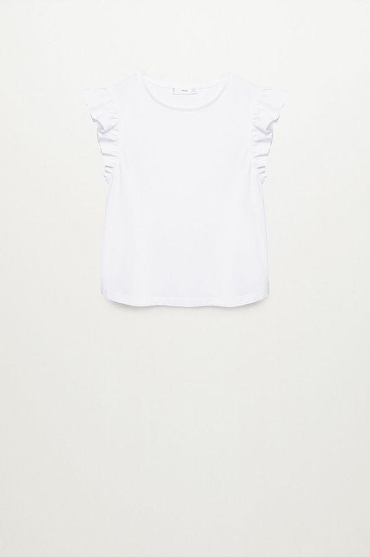 Mango - T-shirt bawełniany Pepi