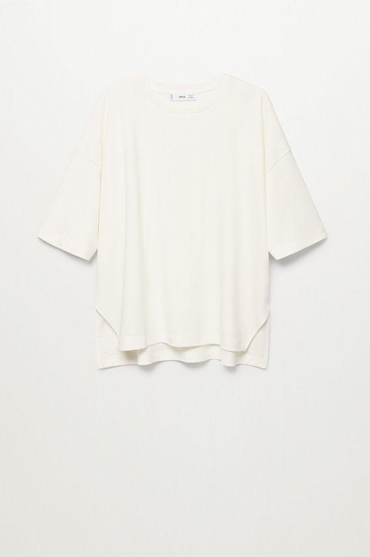 Mango - T-shirt bawełniany Sita