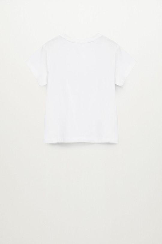 Mango Kids - T-shirt dziecięcy SEQUI