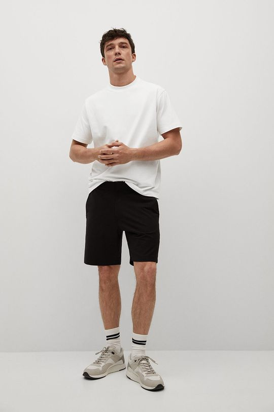 Mango Man - T-shirt HERA1 biały