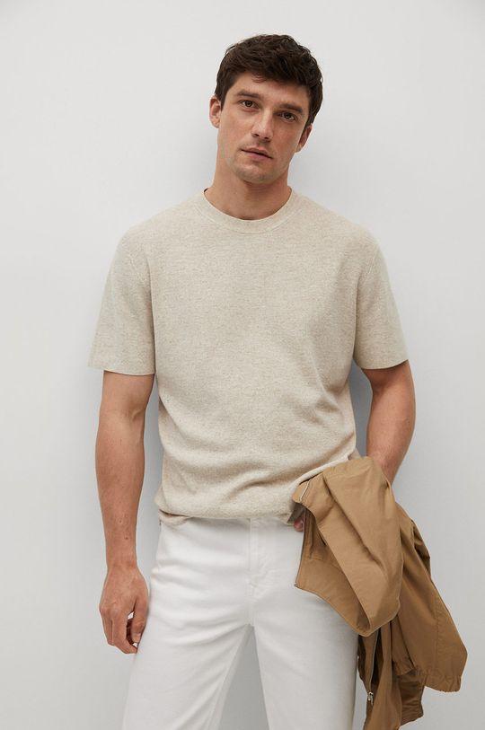 tělová Mango Man - Tričko Ledet Pánský