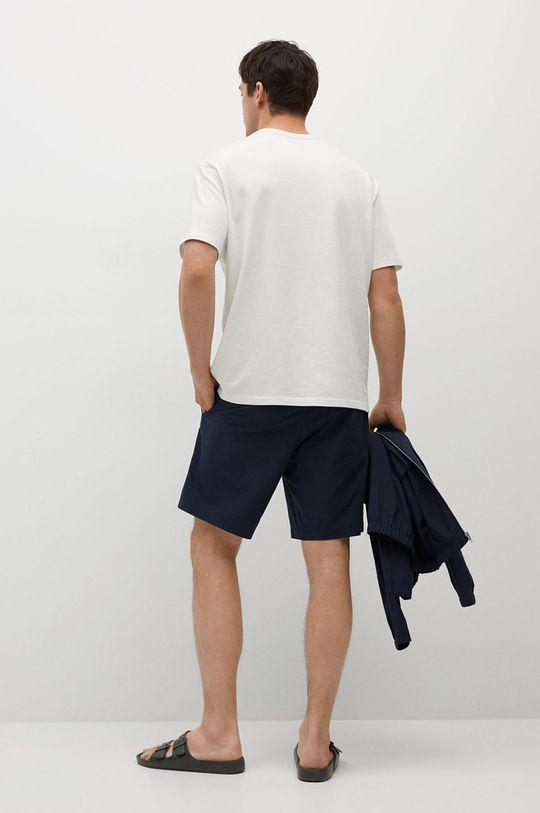 Mango Man - T-shirt bawełniany Anouk 100 % Bawełna