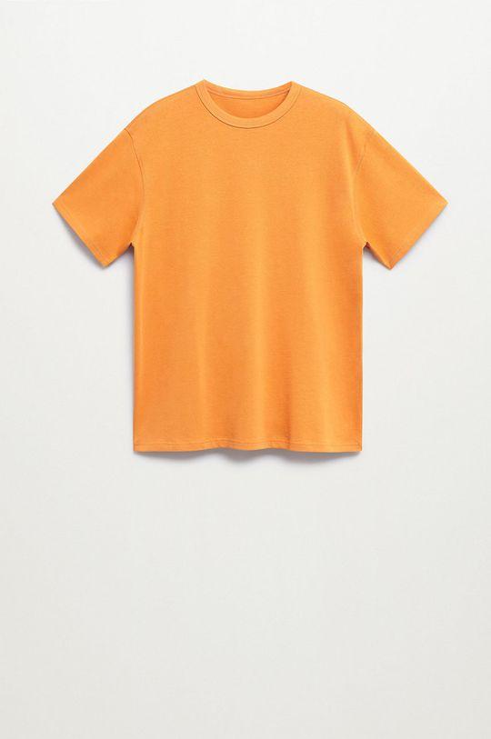 Mango Man - T-shirt bawełniany Anouk