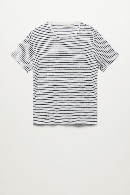 Mango Man - T-shirt lniany LIMAR