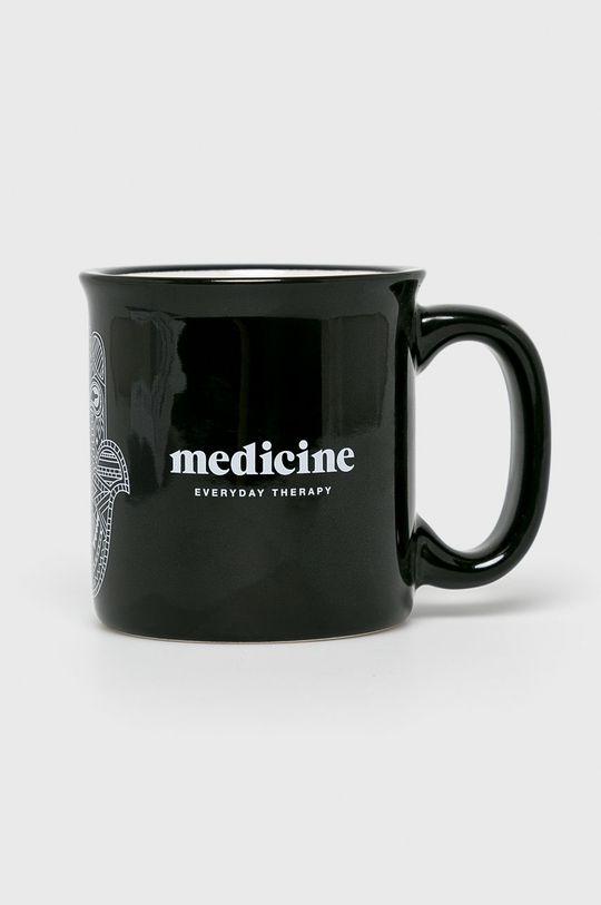 fekete Medicine - Bögre Uniszex