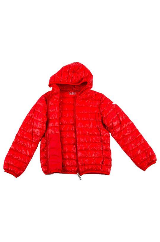 czerwony Mek - Kurtka dziecięca 122-170 cm Chłopięcy