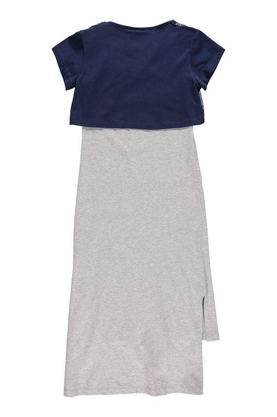 Mek - Šaty 122 cm šedá