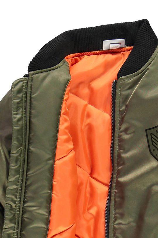 Mek - Dětská bunda bomber 128-170 cm Podšívka: 100% Polyester Výplň: 100% Polyester Hlavní materiál: 100% Polyamid