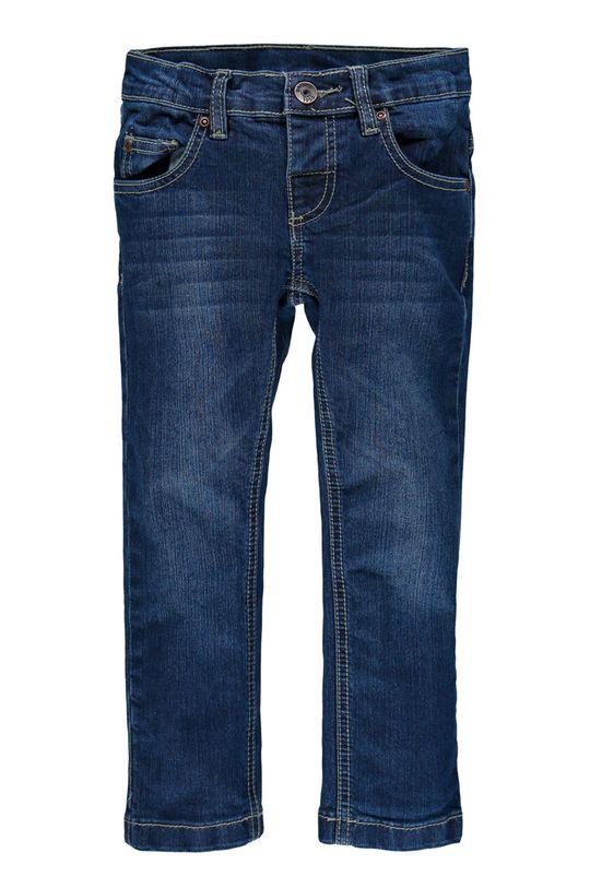 námořnická modř Brums - Dětské džíny 116-128 cm Chlapecký