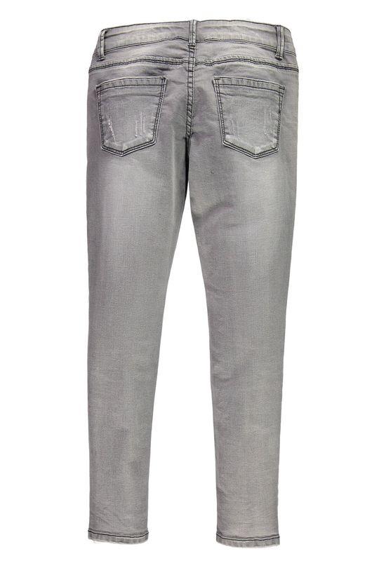 Mek - Dětské džíny 128-170 cm grafitová
