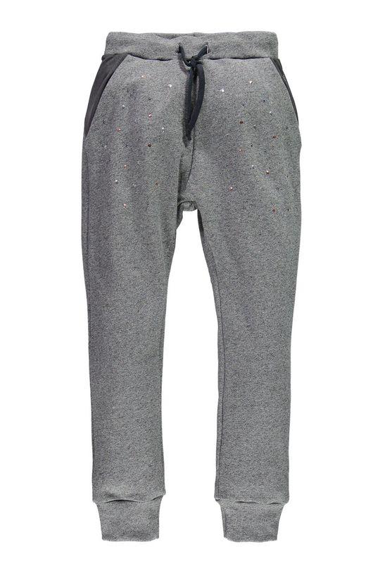 šedá Mek - Dětské kalhoty 128-170 cm Dívčí