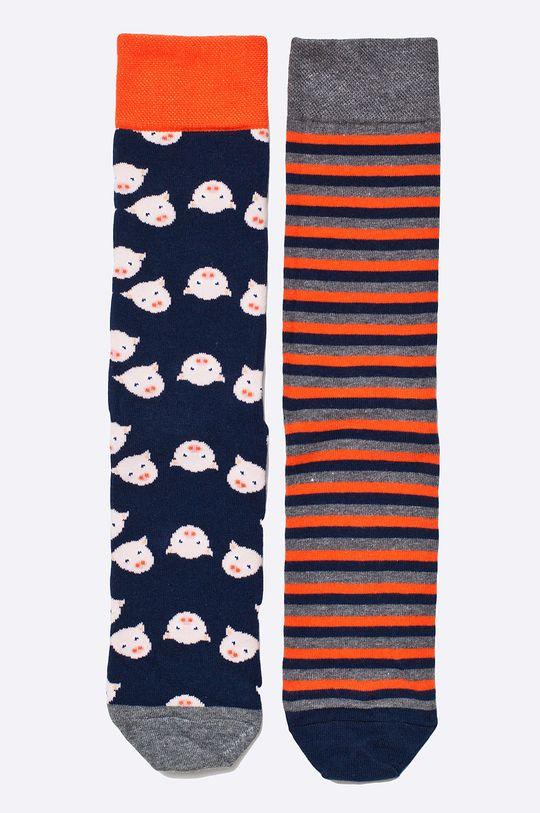 vícebarevná Medicine - Ponožky Ahoy Sailor (2-pack) Pánský