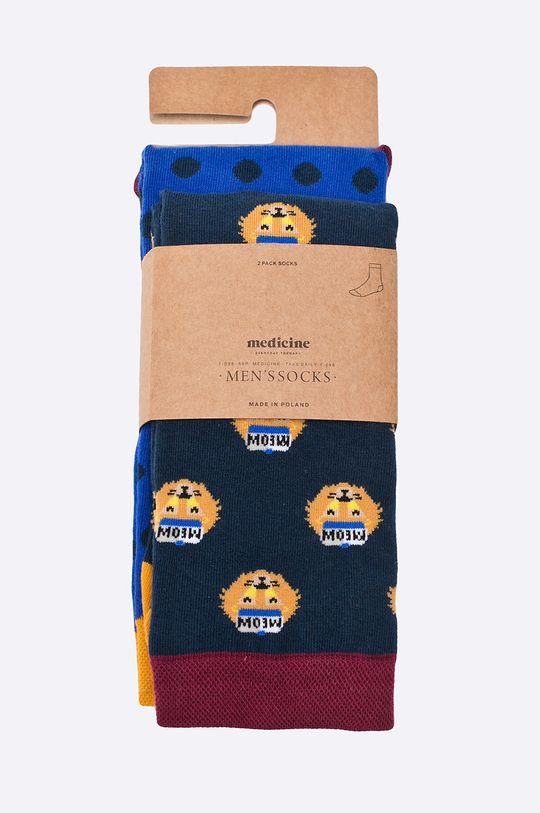 Medicine - Ponožky Aztec Roots (2-pack) vícebarevná