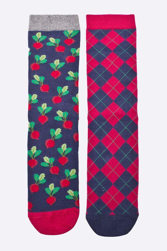 Medicine - Ponožky Less Is More (2-pack) vícebarevná