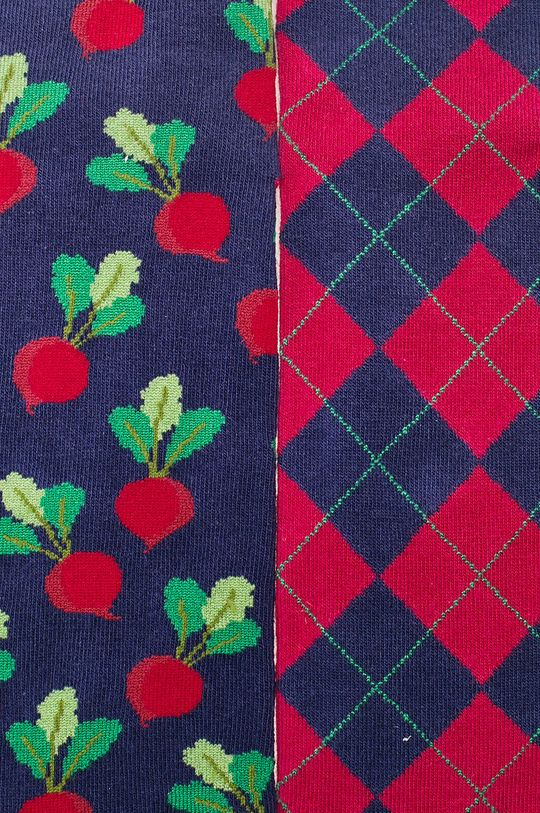 Medicine - Ponožky Less Is More (2-pack)  75% Bavlna, 2% Elastan, 23% Polyamid