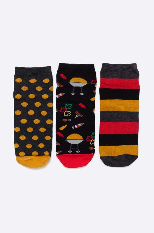 Medicine - Ponožky Modern Staples (3-pack) vícebarevná