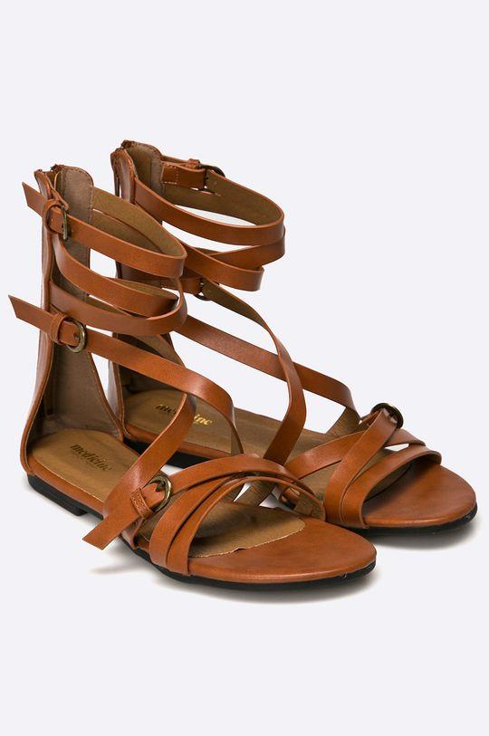 Medicine - Sandály African Vibe hnědá