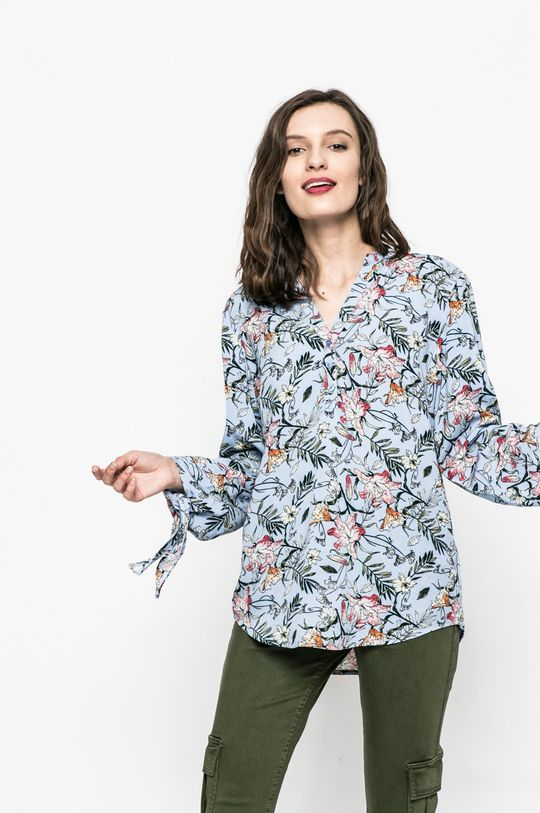 albastru pal Medicine - Bluza Basic De femei