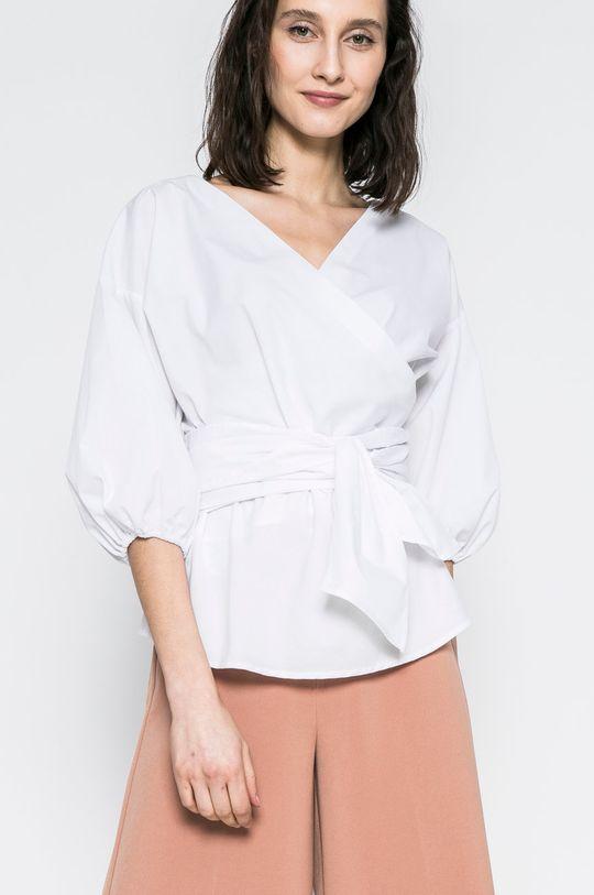 biały Medicine - Koszula Yoga