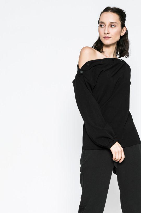 negru Medicine - Bluza Yoga De femei