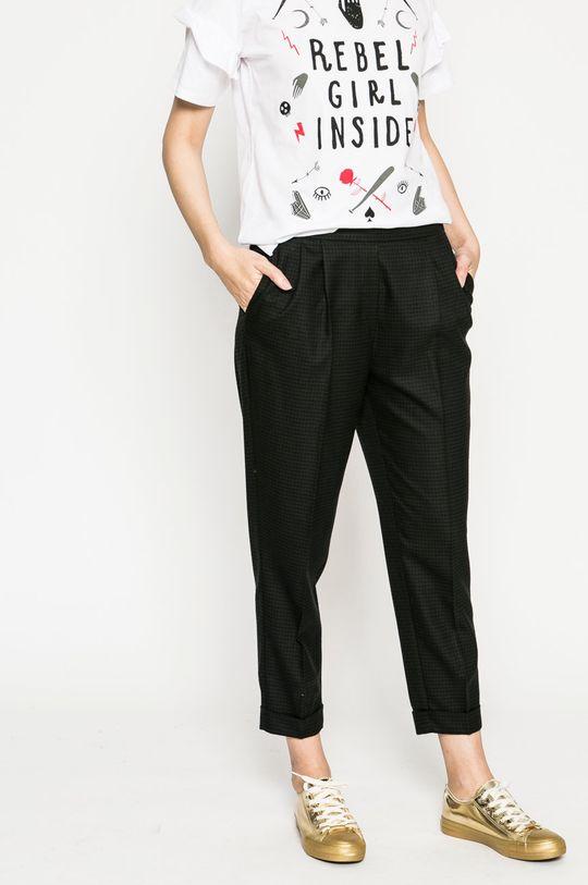 negru Medicine - Pantaloni Comfort Zone De femei
