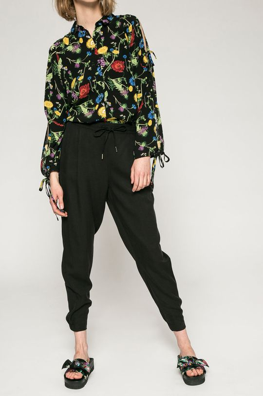 negru Medicine - Pantaloni Ergo Soldier De femei