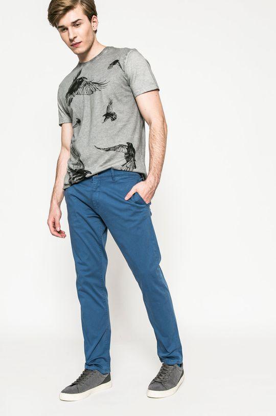 albastru deschis Medicine - Pantaloni Basic De bărbați