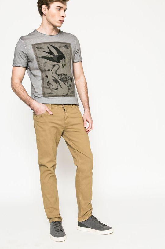 nisip Medicine - Pantaloni Basic De bărbați