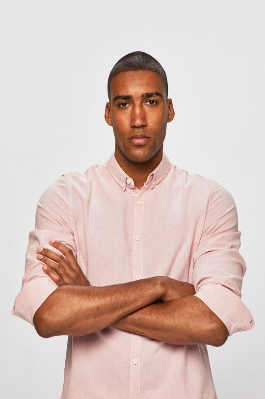 roz rosu Medicine - Camasa Basic De bărbați