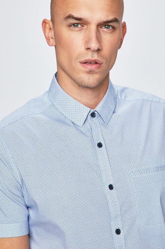 světle modrá Medicine - Košile Basic Pánský