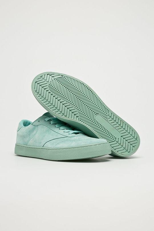 Medicine - Pantofi Basic Gamba: Piele intoarsa Interiorul: Material textil Talpa: Material sintetic