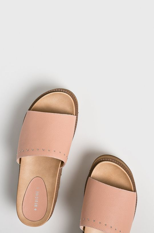 Medicine - Papucs cipő Daylight rózsaszín