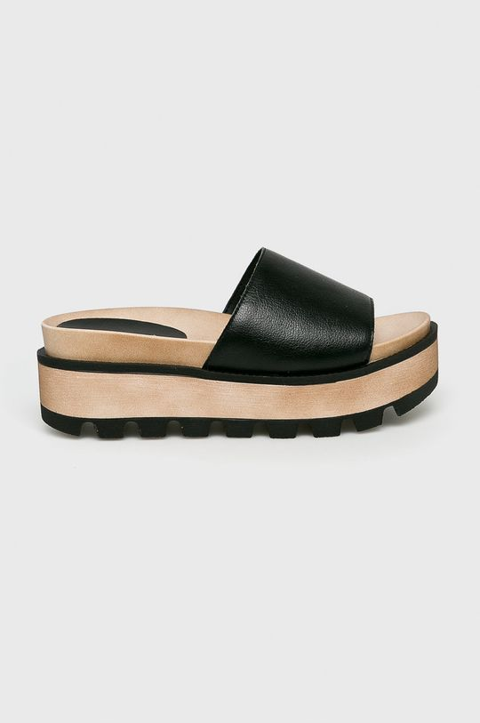 fekete Medicine - Papucs cipő Daylight Női
