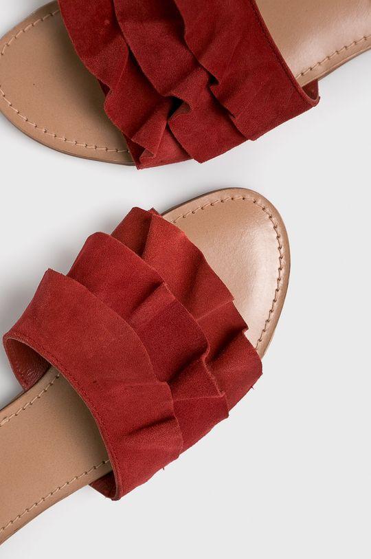 Medicine - Papucs cipő Festival Boho  Szár: természetes bőr Belseje: természetes bőr Talp: szintetikus anyag